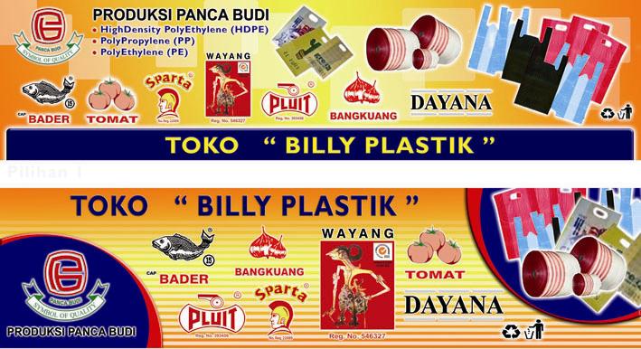 Spanduk Banner Jasa Desain Grafis